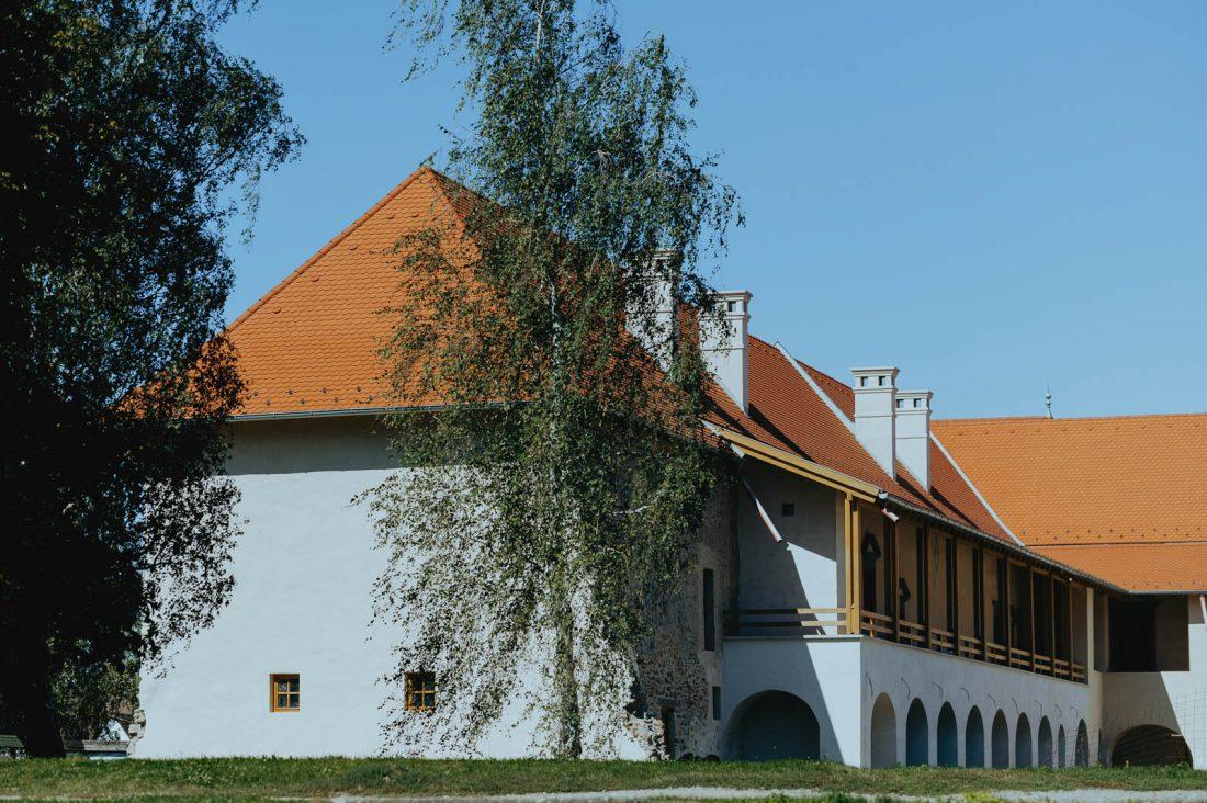 Felújították a borsi Rákóczi-várkastélyt