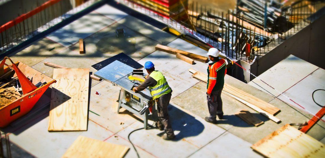 Decemberben is csökkent az építőipari termelés