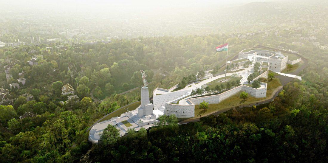 Megkezdődött a Citadella felújítása