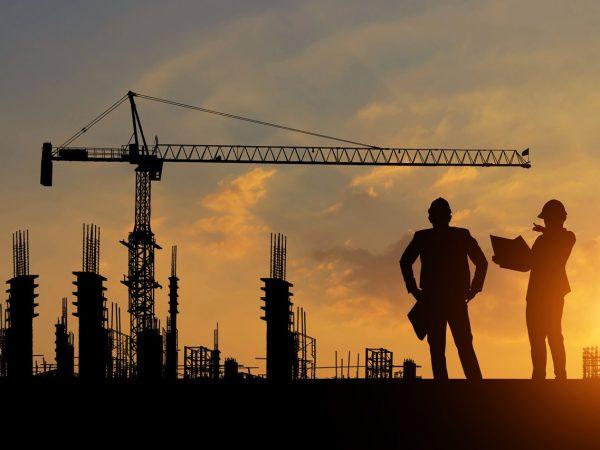 Májusban nőtt az építőipari termelés