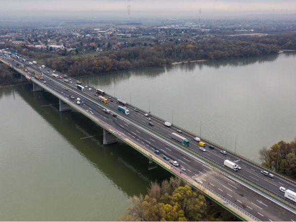 Iskolakezdésre újra járható lesz a Deák Ferenc híd