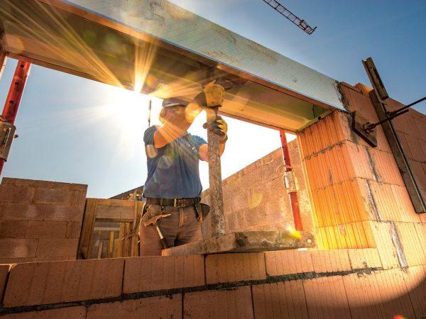 Júniusban nőtt az építőipari termelés