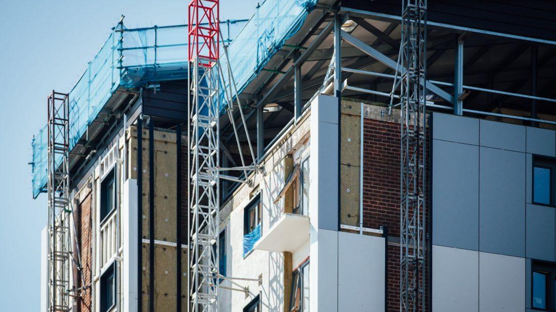 Júliusban is nőtt az építőipari termelés