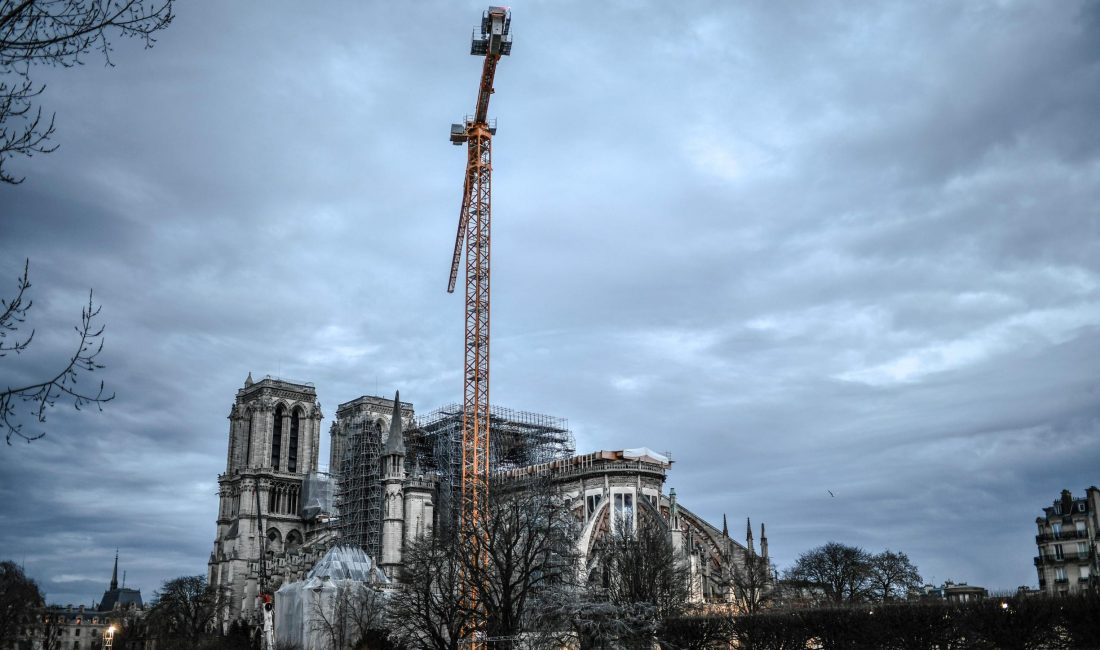 Befejeződtek a Notre-Dame épületstabilizálási munkálatai